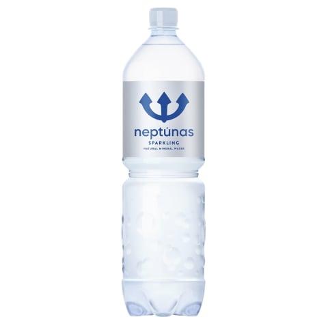 Mineralūdens Neptunas gāzēts 1.5l
