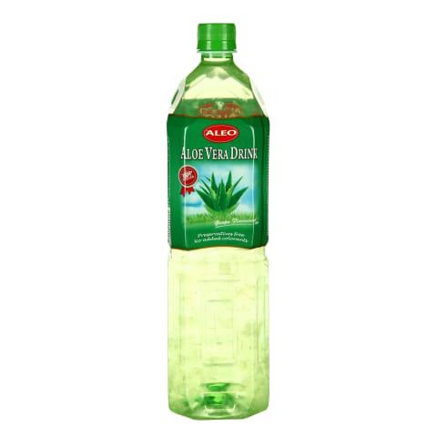 Gėrimas su alavijų sult., ALEO NATURAL, 1,5l
