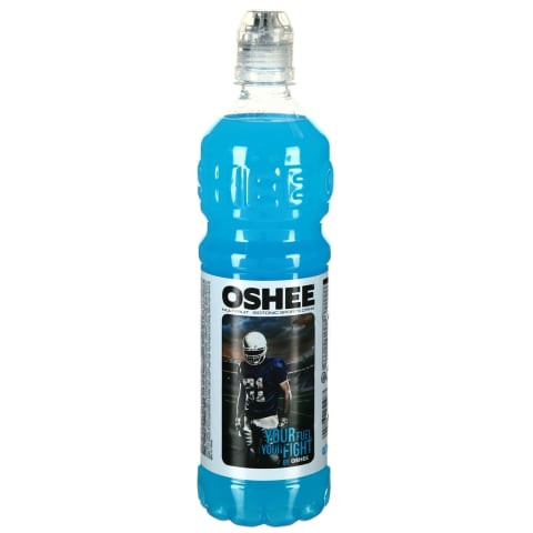 Dzēriens Isotonic Oshee multifruit 0,75l