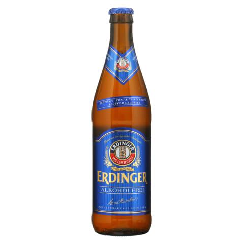 Nealkoholinis alus ERDINGER, 0,5 l