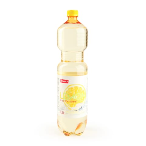 Dzer. ūdens Rimi ar citronu garšu,negāz.1,5l