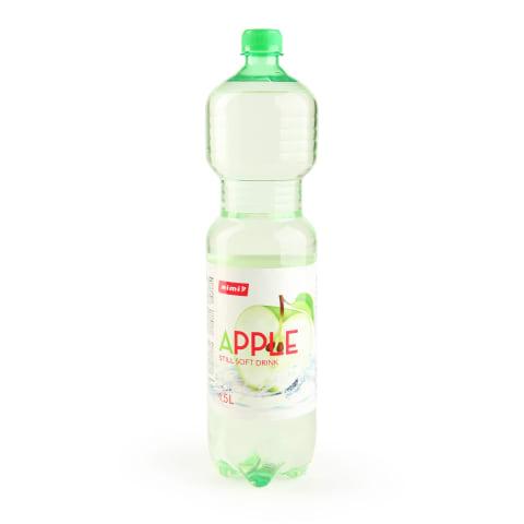 Dzer. ūdens Rimi ar ābolu garšu,negāzēts 1,5l
