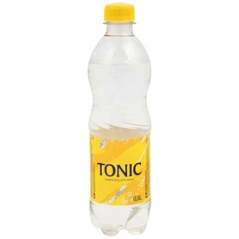 Gāzēts dzēriens toniks Rimi 0,5l