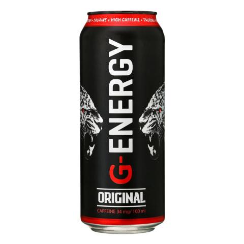 Energinis gėrimas SELITA ENERGY, 500ml