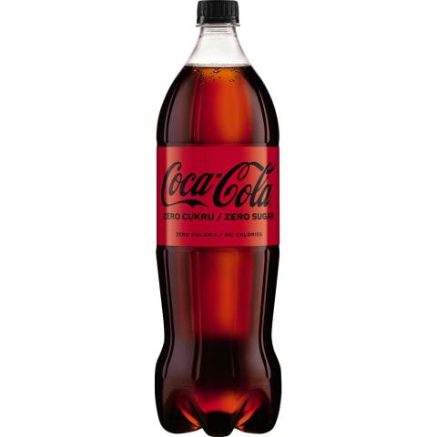 Karastusjook Coca-Cola Zero 1,5l