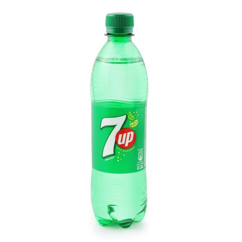 Gaivusis gėrimas 7UP, 500ml
