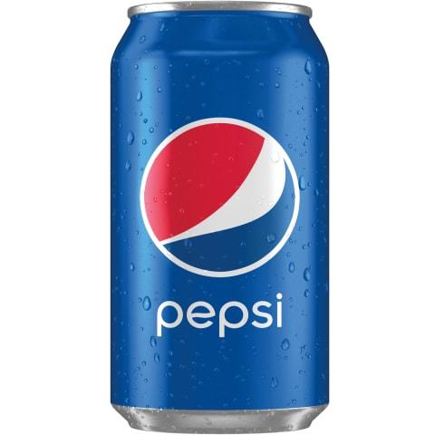 Gāz.dzēriens Pepsi Cola 0,33L bun.