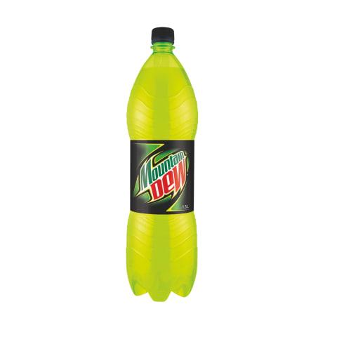 Gaivusis gėrimas MOUNTAIN DEW, 1,5l