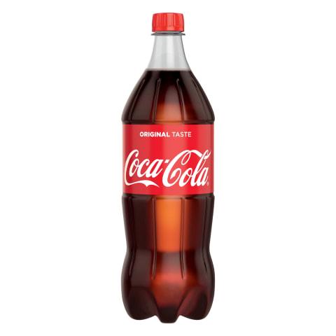 Gaz.kolos skonio gėrimas Coca Cola, 1l