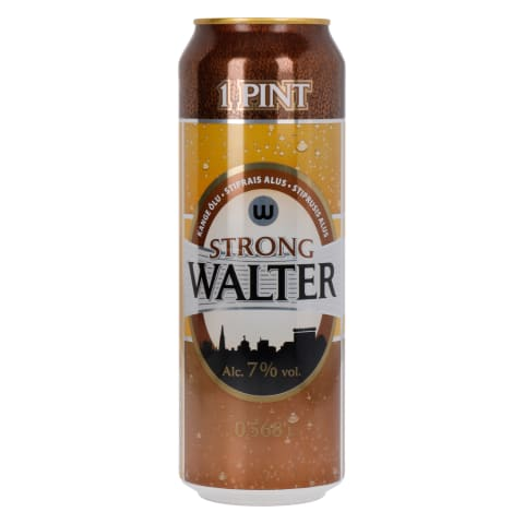 Õlu Walter Strong 7%vol 0,568l prk