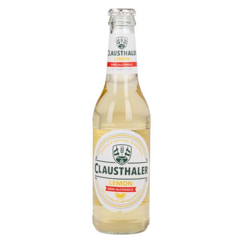Alkoholivaba õlu Clausthaler Lemon 0,33l