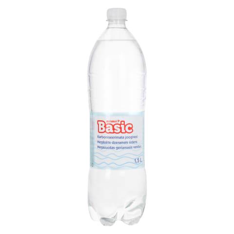 Joogivesi karboniseerimata Rimi Basic 1,5l