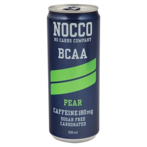 Dzēriens Nocco Pear 0,33l