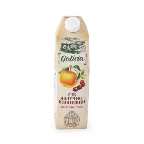 Sula Galicia ābolu-ķiršu 100% 1l