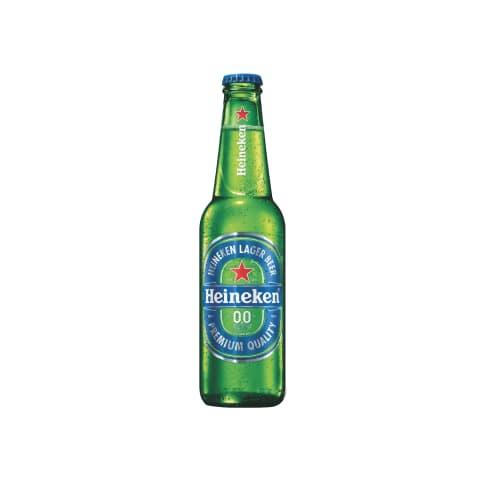 Alkoholivaba õlu Heineken 0,33l pudel