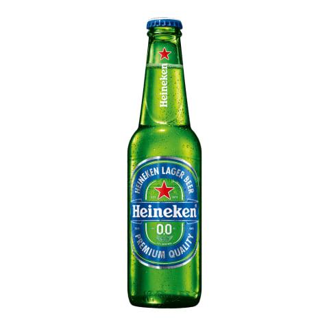 Alus Heineken bezalkoholiskais 0,33l