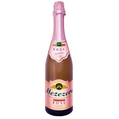 Dzirkst.dzēriens Mežezers Rose bezalk. 0,75l