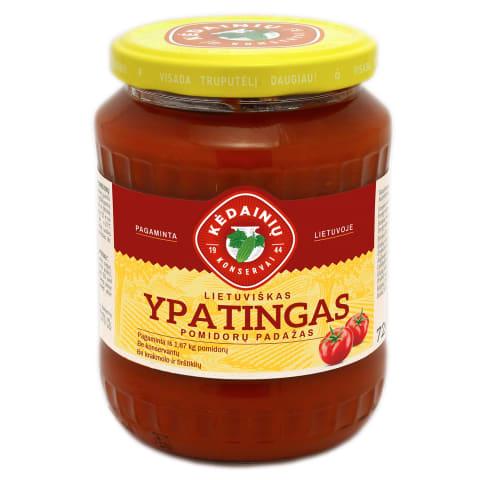 Ypatingas pomidorų padažas KKF, 720g