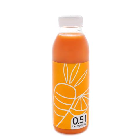 Apelsini-porgandimahl Kadarbiku 0,5l