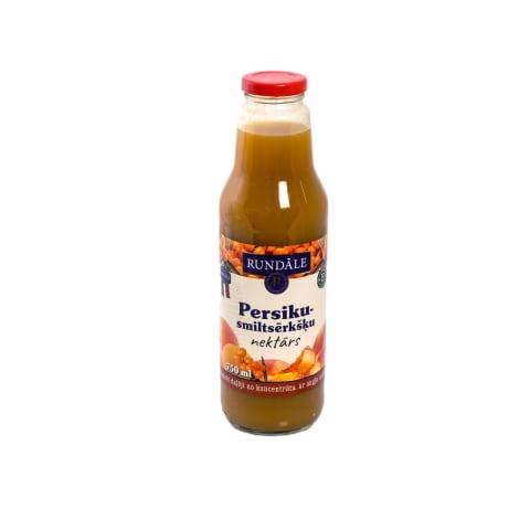Nektārs Rundāle persiku smiltsērkšķu 0,75l