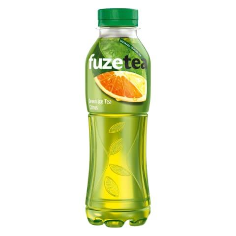 Jäätee Green Tea Citrus Fuze Tea 0,5l