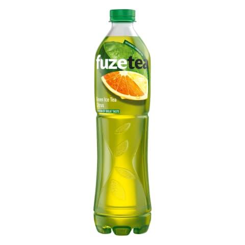 Jäätee Green Tea Citrus Fuze Tea 1,5l
