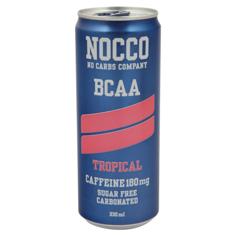 Dzēriens Nocco Tropical 0,33l