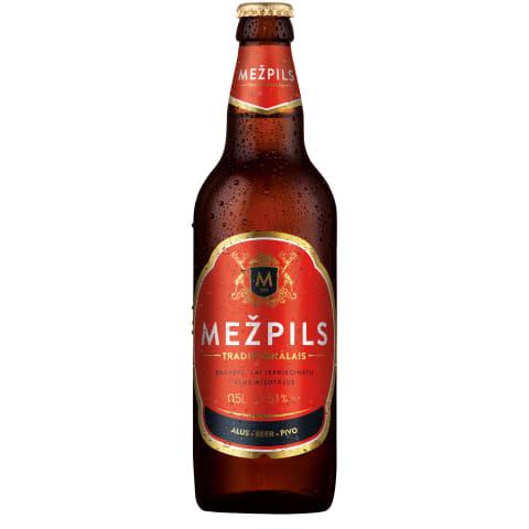 Alus Mežpils tradicionālais 5,1% 0,5l