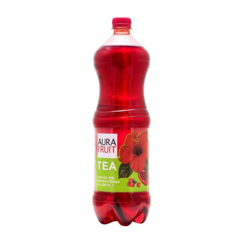 Aura Fruit Tea pun.tee-gran.õun-jõhvika 1,5l