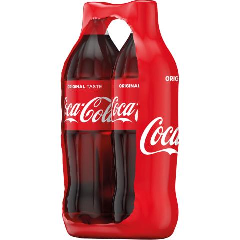 Gāzēts dzēriens Coca-Cola 1,5l
