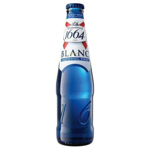 Nealkoholinis alus KRONENBOURG BLANC, 0,33 l