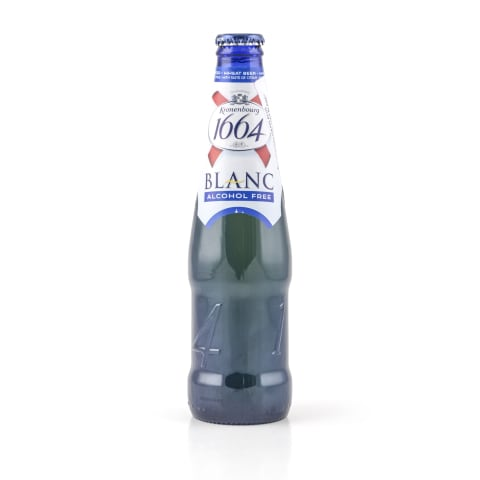 Alus Kronenbourg 1664 Blanc bezalk. 0,33l