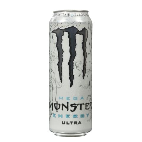 Energ. gėrim.,MEGA MONSTER ENERGY ULTRA, 553m