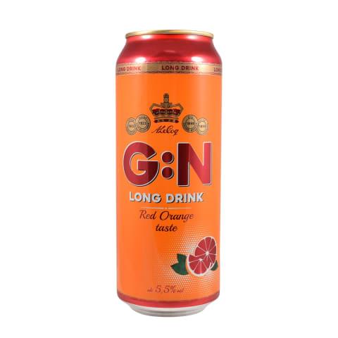 Muu alk.jook G:N Red Orange 5,5%vol 0,5l