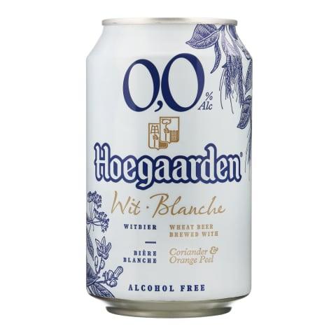 Alus Hoegaarden bezalkoholisks 0% 0,33l