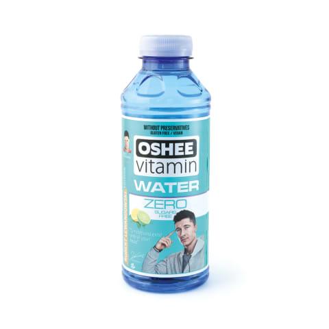 Vitamiinivesi Oshee Zero 0,555l