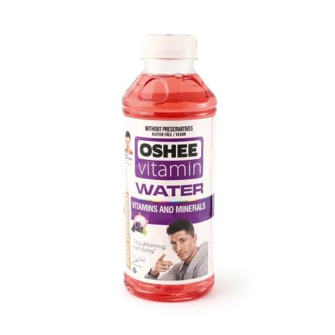 Ūdens Oshee vitaminizēts minerals 0,555l