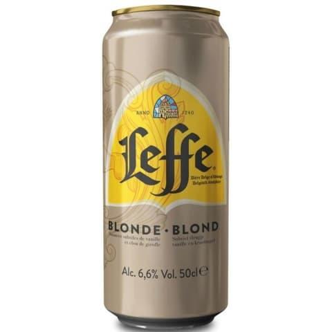 Alus LEFFE BLONDE, 6,6 %, 0,5 l