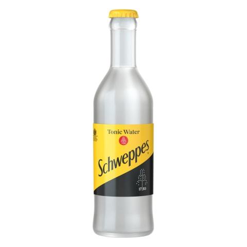 Karb.karastusjook Schweppes Tonic 0,25l