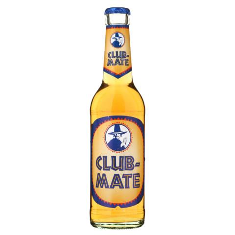 Gazuotas energinis gėrimas CLUB-MATE, 0,33 l