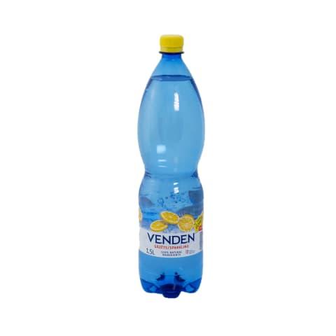 Ūdens Venden citrons gāzēts 1,5l