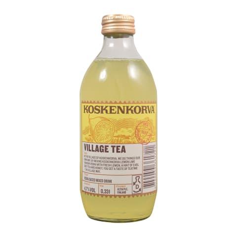 Muu alk.jook Koskenkorva Village Tea 0,33l