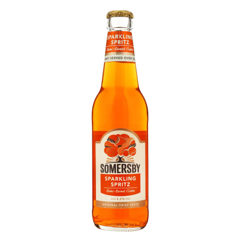 Sid.SOMERSBY SPARKLING SPRITZ,4,5%,0,33l but.