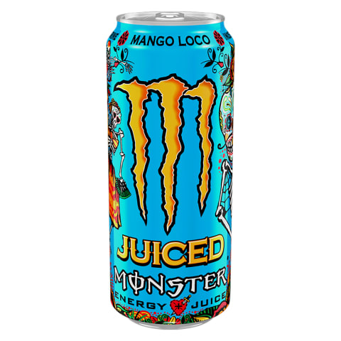 Energ.gėrimas MONSTER MANGO LOCO, 0,5 l