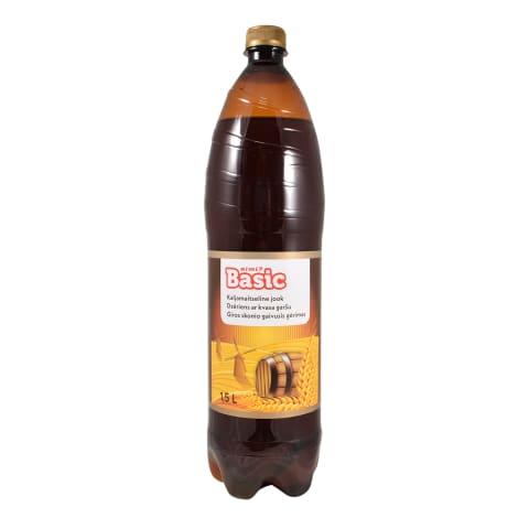Karb.kaljamaitseline jook Rimi Basic1,5l