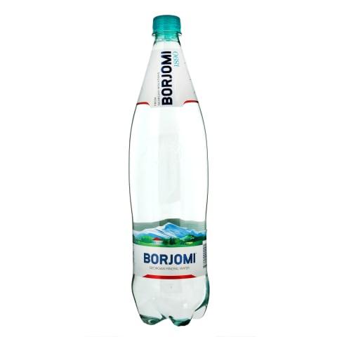 Gaz.nat. mineralinis vanduo BORJOMI, 1,25l