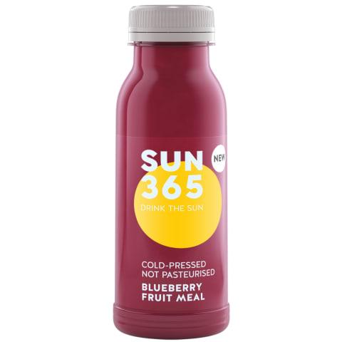 Mustika smuuti SUN365 250ml