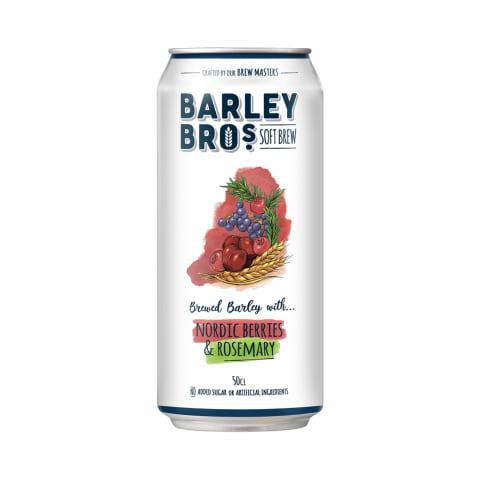 Kar.jook marja-rosmariini Barley Bro`s 0,5l