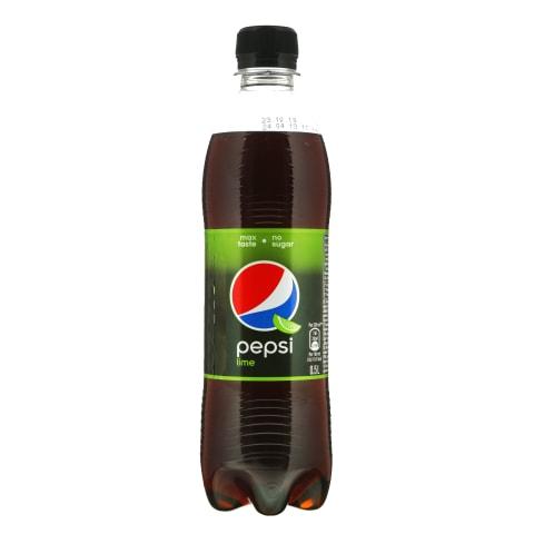 Gāzēts dzēriens Pepsi Laims 0,5l