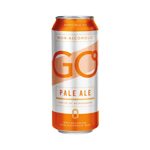 Alkoholivaba õlu GO Pale Ale 0,5l